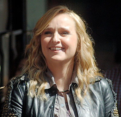 Picture of a band or musician: Melissa Etheridge