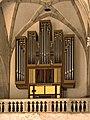 Melk - Stadtpfarrkirche, Orgel.JPG