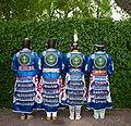 Members of the Native American Women Warriors, a Pueblo, Colorado.jpg