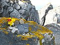 Memorial below Towan Head - geograph.org.uk - 1773916.jpg
