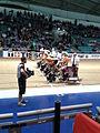 Men's team pursuit, the Netherlands, race for bronze.jpg