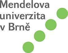 Výsledek obrázku pro logo MENDELU LDF