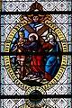 Merazhofen Pfarrkirche Chorfenster Kreuztragung.jpg
