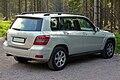 Mercedes-Benz GLK 200 CDI BlueEfficiency Heck.JPG