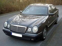 Mercedez Benz on Mercedes Benz Baureihe 210     Wikipedia