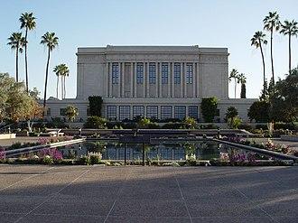 Ramm Hansen - Image: Mesa Temple