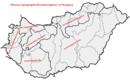 Physic-geografiaj mezoregionoj de Hungario