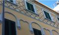 Messina, Via Garibaldi, banco Cerruti o palazzo del Granchio o Isolato 312 (Comp.III) del PR di Messina o palazzo Francesco Savoja e Matilde Savoja vedova Galletti (Gino Coppedè e Giuseppe Mallandrino) , d.png