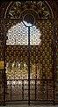 Metal cast gate - Jain temple - Gauribari.jpg