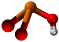 Metaphosphoric acid monomer.png