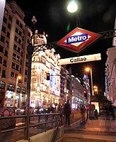 Metro de Madrid - Callao 05.jpg