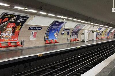 Porte de Bagnolet (metropolitana di Parigi)