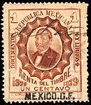Mexico 1879 documentary revenue 63 DF.jpg