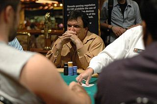John Cernuto American poker player