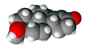 Mibolerone - Image: Mibolerone 2