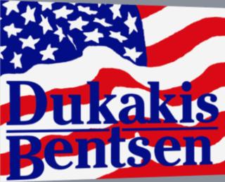 Michael Dukakis 1988 presidential campaign