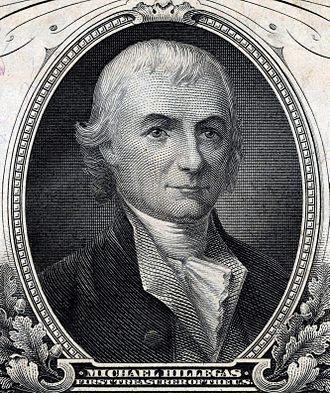 Michael Hillegas - Image: Michael Hillegas (Engraved Portrait)