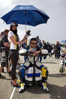 Michel Fabrizio Italian motorcycle racer