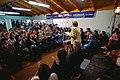 Michelle Bachelet visita junta de vecinos Nº 34 de la comuna de Lo Espejo (8672267751).jpg