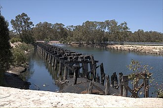 Midland Railway Workshops - Midland Workshops Coal Dam