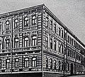 Miensk, Magazynnaja-Franciškanskaja. Менск, Магазынная-Францішканская (1910-41).jpg