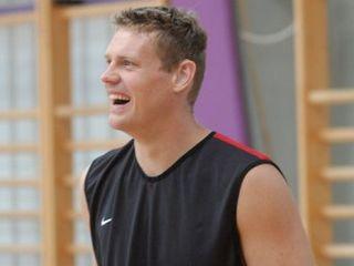 Miha Zupan Deaf Slovenian basketball player