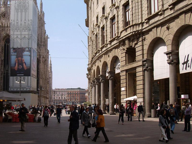 Barato em Milão
