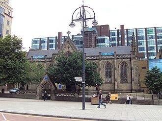 Mill Hill Chapel - Mill Hill Chapel