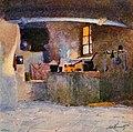 Millstatt Stift Küche 1895.jpg