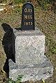 Milstolpe mellan Fagersta och Ombenning (RAÄ-nr Fagersta 13-1) 5454.jpg