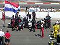 Minardi at the start grid at the 2003 Hungarian Grand Prix (2).jpg
