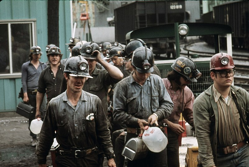 File:Miners at the Virginia-Pocahontas Coal Company Mine.jpg