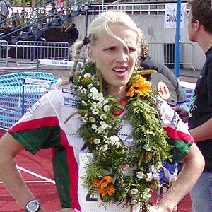 Junior World Orienteering Championships - Minna Kauppi (2001/2002-ch)