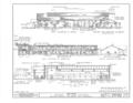 Mission San Juan Bautista, Second Street, San Juan Bautista Plaza, San Juan Bautista, San Benito County, CA HABS CAL,35-SAJUB,1- (sheet 5 of 38).png