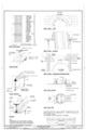 Mizzenmast Details - Ship BALCLUTHA, 2905 Hyde Street Pier, San Francisco, San Francisco County, CA HAER CAL,38-SANFRA,200- (sheet 51 of 69).png