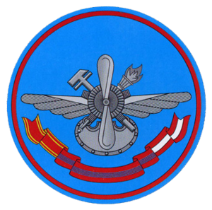 Zhukovsky Air Force Engineering Academy - Zhukovsky Air Force Engineering Academy Sleeve insignia
