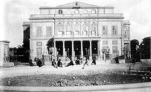 Khedivial Opera House - The Khedivial Opera House.
