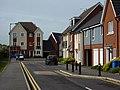 Modern town houses - geograph.org.uk - 1294425.jpg