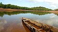 Modka Agar lake, Guhagar.JPG