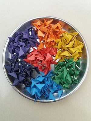 Modular origami - Modules of modular origami