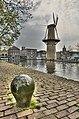 Molen de Kameel in Schiedam (HDR) - panoramio.jpg