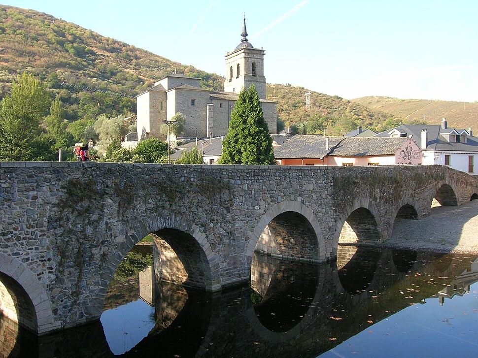 Molinaseca Bridge 2005