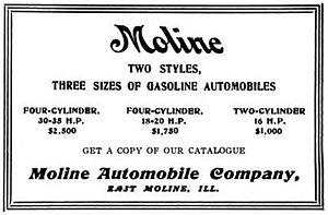 Moline Automobile Company - Moline Automobile Company - 1906