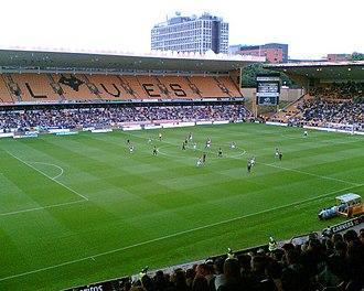 Molineux Stadium - Image: Molineux Ground, Wolverhampton