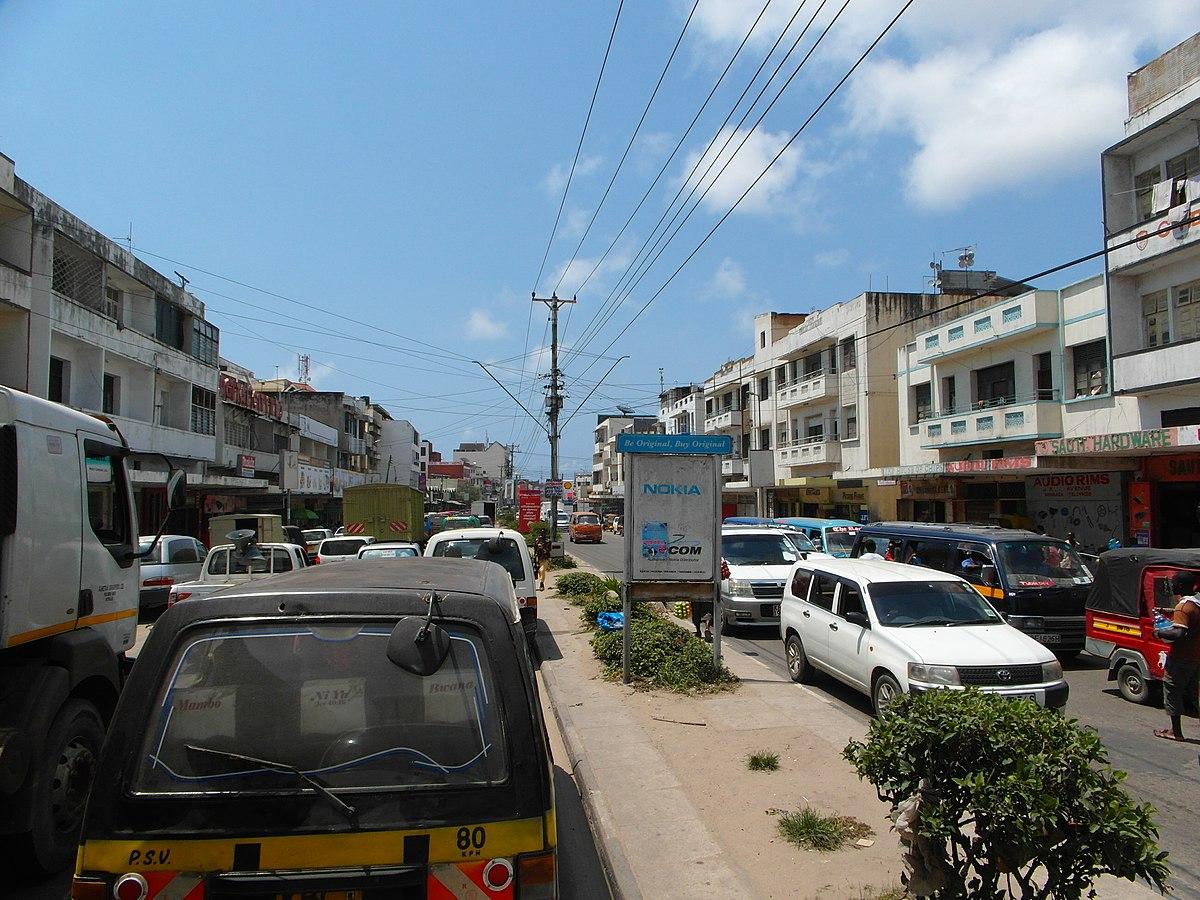 Kenyatta Avenue | Mapio.net