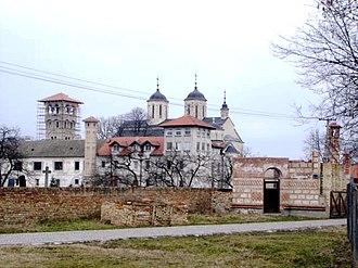 Eparchy of Bačka - Kovilj monastery
