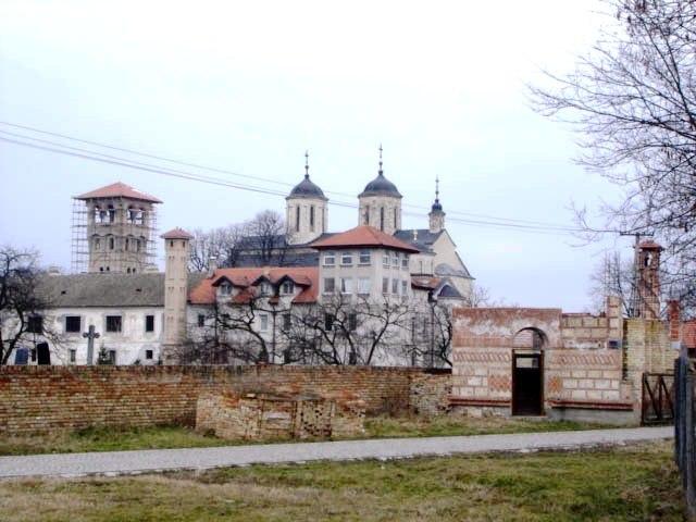 Monastère de Kovilj