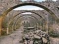 Monastery of St. George in Karydi. The 1863 built oil factory - panoramio (1).jpg