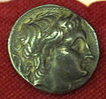 Monetiere di fi, moneta ellenistica argentea di demetrio I, 306-283 ac..JPG