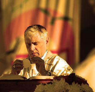 Oscar Sarlinga Argentinian bishop